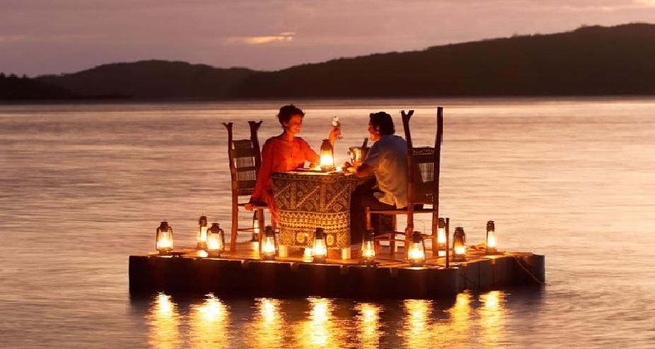 luna de miel para recien casados
