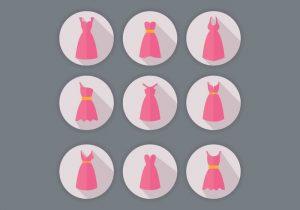 bridesmaid dress vectors 300x210 - vestidos para damas y madrinas
