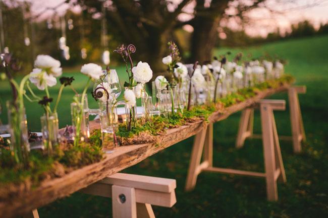 boda amigable con el medio ambiente