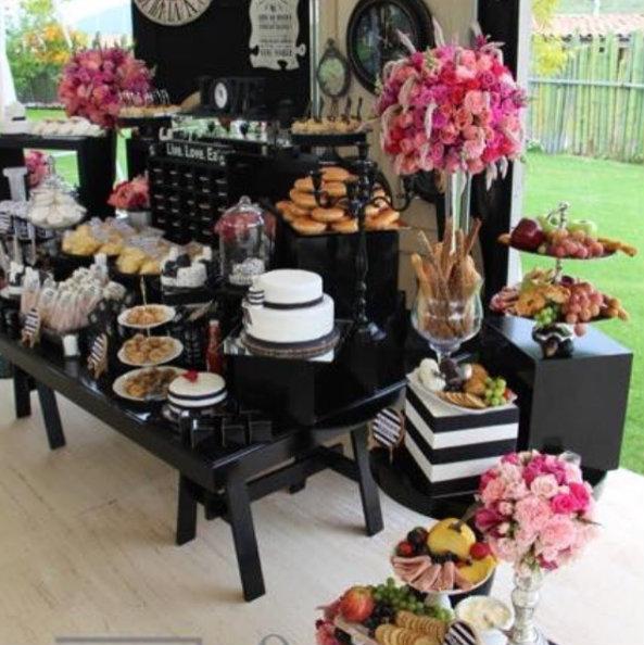 banquete para boda - 6 tips que te ayudarán a idear un maravilloso banquete para boda