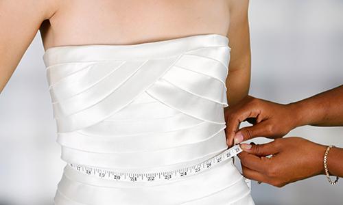 BridalDiet - Vestido de novia ¿Cómo mantener tu talla para el gran día?