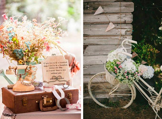 decoracion retro - ¿Quieres algo especial para tu enlace? ¡Haz una boda al estilo retro en Querétaro!